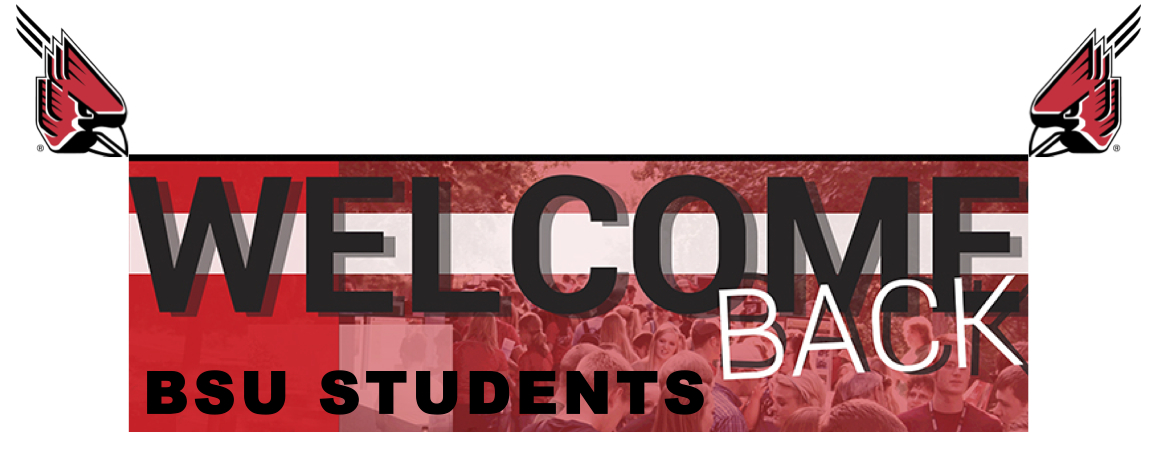 Welcome Back BSU