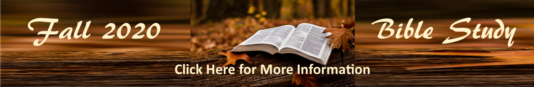 fall bible study long form